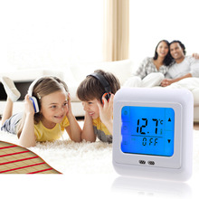 Screen Heating Thermostat for Warm Floor
