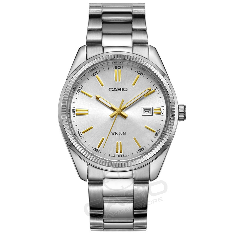 цена на Casio classic Watch Fashion Relogio Luxury Quartz WristWatch Men Casual business simplicity Waterproof 5 bar Watch MTP-1302 gift