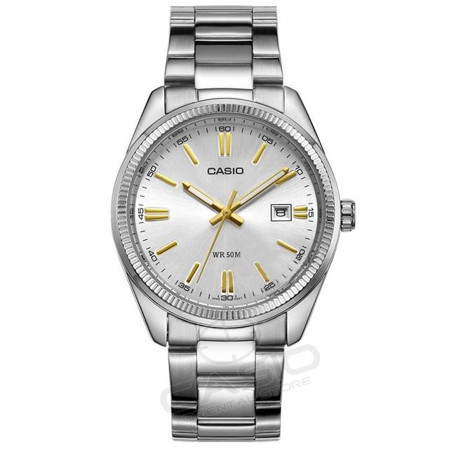 20fafa711bf Casio classic Watch Fashion Relogio Luxury Quartz WristWatch Men Casual  business simplicity Waterproof 5 bar Watch MTP-1302 gift