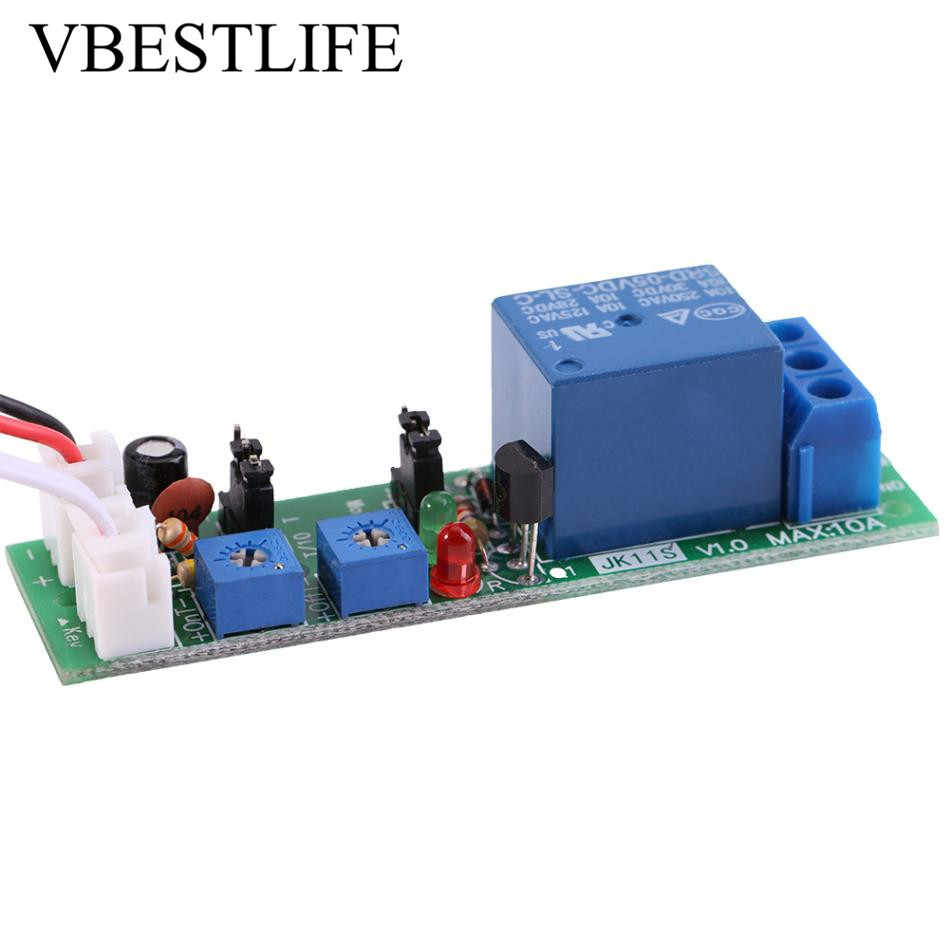 Detail Feedback Questions About Adjustable Cycle Timer Delay On Off Relay Dc 5v 12v 24v Module Time Switch