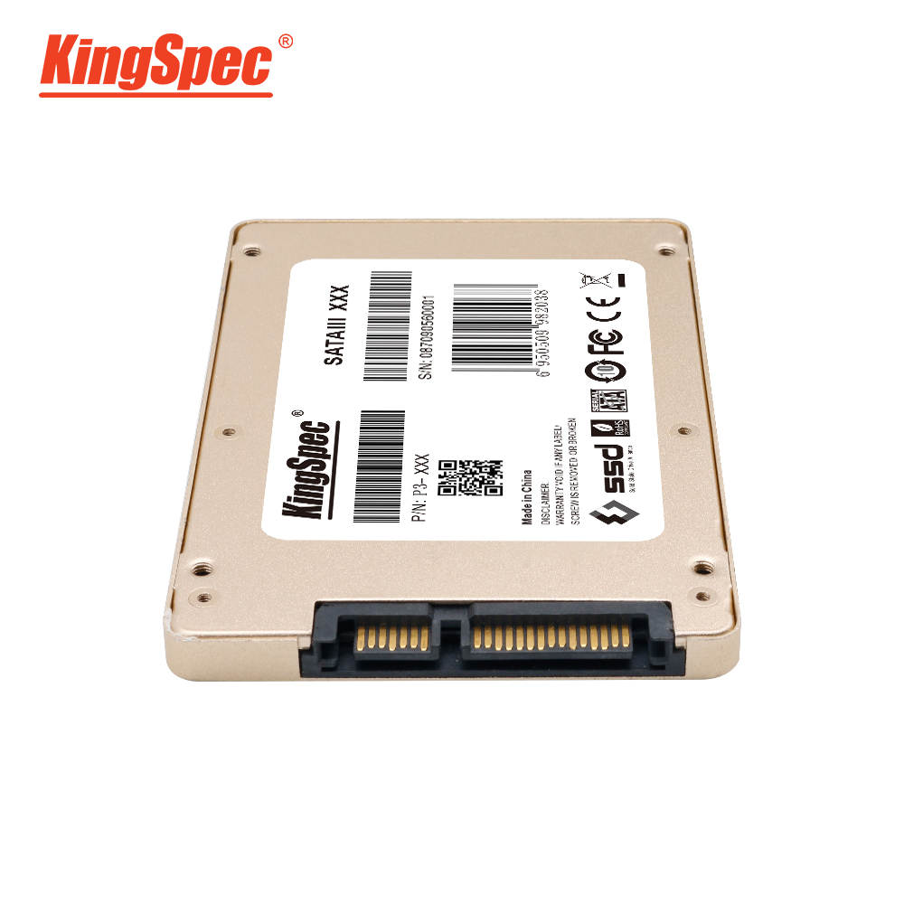 Image 2 - KingSpec 1TB 2.5 sata III 6GB/S SATA3 SSD 120GB 240GB 480GB SSD Internal Solid State Hard Disk HDD hard drive for computer-in Internal Solid State Drives from Computer & Office