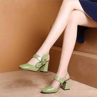 2019 Fashion Women Sandals Summer New Hot Female Fish Mouth Exposed Toe High Heeled Sandals Ladies Shoes Plus
