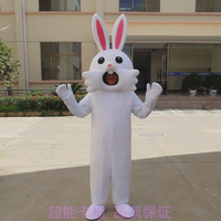 New Easter Bunny Mascot Costume Suits Cosplay Party Game Dress Outfits Clothing Advertising Carnival Halloween Christmas Easter