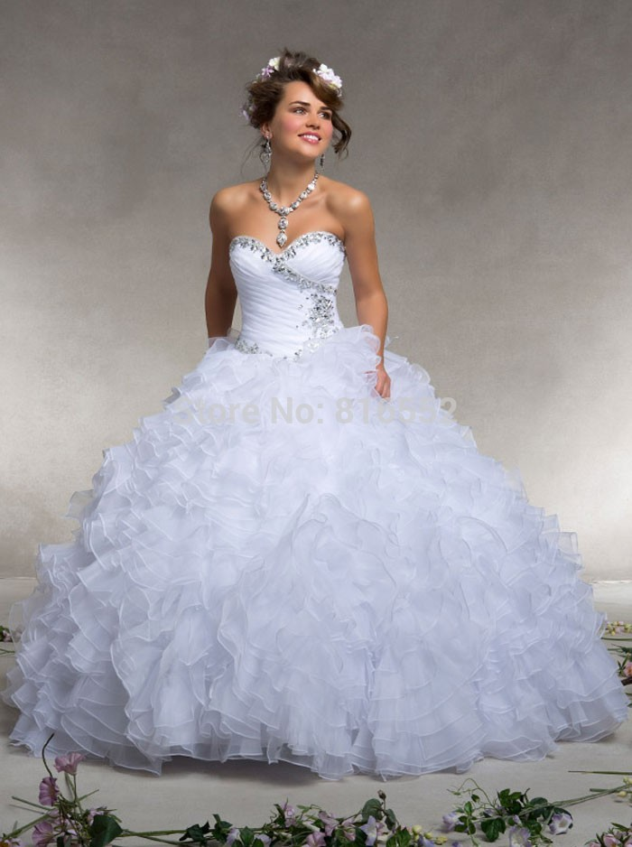Compare Prices on White Ball Gowns for Sweet 16- Online Shopping ...