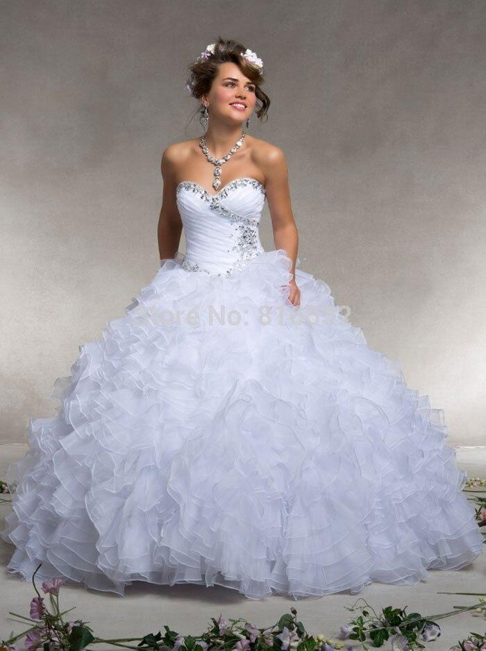 Online Get Cheap White Sequin Sweet 16 Dress -Aliexpress.com ...