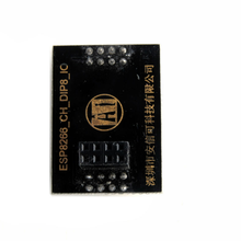 ESP8266 ESP-01 Adapter Wifi Module esp8266_CH_DIP8_IO converter for Arduino(China (Mainland))