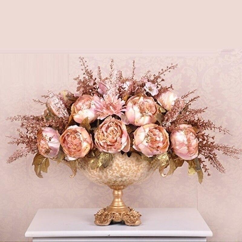 Wazon Na Kwiaty Vaso Para Casa Vaas Ceramic Jarrones Decorativos Moderno Teraryum Home Decoration Accessories Modern Flower Vase