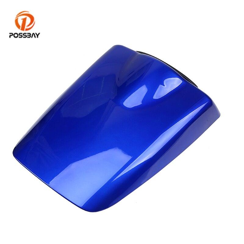 POSSBAY pour Honda CBR954RR 2002 2003 bleu moto arrière Pillion siège capot carénage couverture moto accessoires