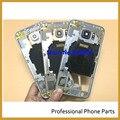 Оригинал Для Samsung Galaxy S6 G920 dual/одной сим-карты Рамка Металл Ближний Корпус Рама Шасси Запчасти Белый/Синий/Золото