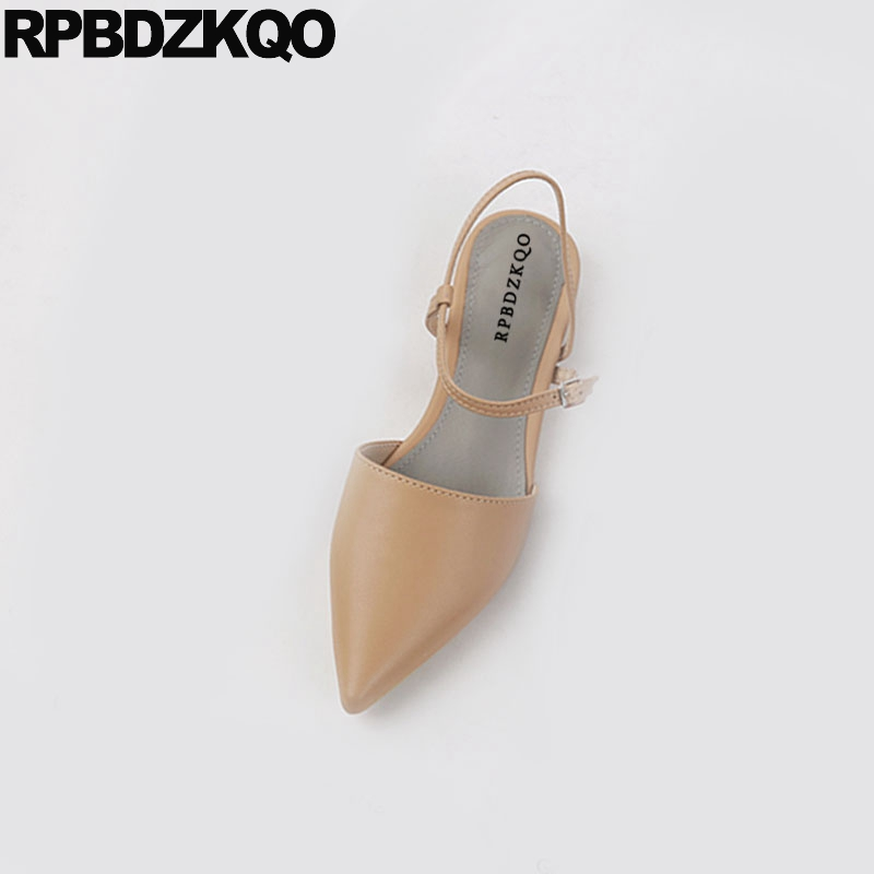 Women Brown 2018 Japanese Ladies Gray Designer Ankle Strap Cheap Shoes China Pointed Toe Slingback Flats Sandals Mori Girl women ballerina pointed toe ladies designer shoes china 2018 ballet ankle strap suede pink cute elastic flats japanese cross