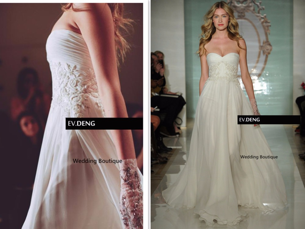 summer style sexy long beach 2018 hot sale sweetheart chiffon beading vestido de noiva casamento bridal gown   bridesmaid     dresses