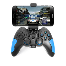 ФОТО gamepad android game controller smart wireless joystick bluetooth gaming remote control for iphone ios projector phone tablet pc