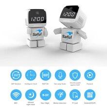Saful WIFI IP Camera 960P Robot Wireless Baby Monitor 1.3MP Wireless Home Smart Monitorin Night Vision Remote