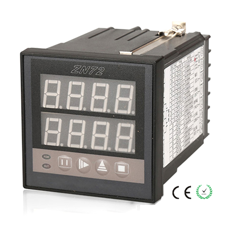 ZN72 1-9999 Panel Mount Counter Up Down Digital Counters AC 220V Measurement Instruments cg8 digital counter ac 110 220v
