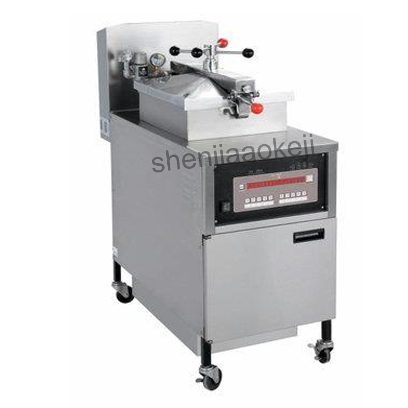 Stainless Steel Fried Chicken Stove PFE-800 Electric Commercial Electric Pressure Fryer (Digital Computer Control Panel)