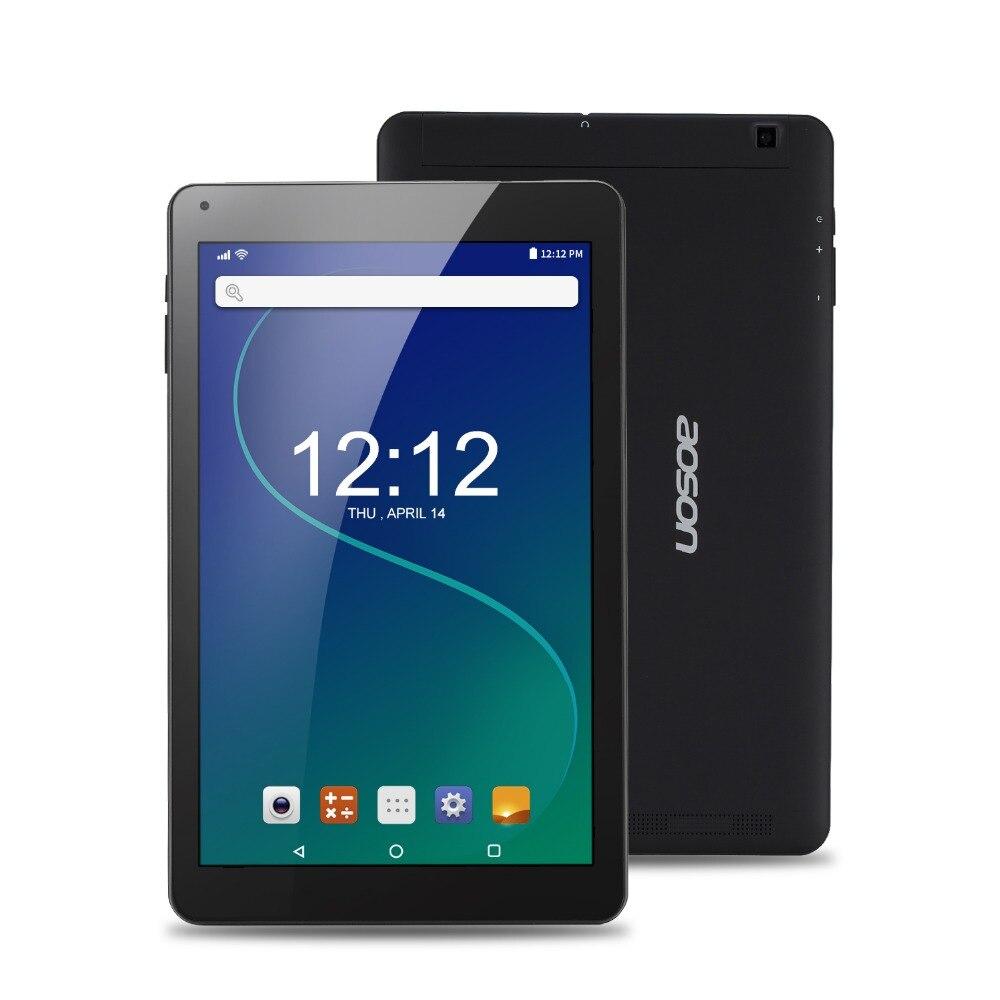 Marque Aoson Ultra mince 10.1 pouce R101 16 gb 2 gb Android 6.0 Quad Core Tablet PC Haute Résolution IPS écran Bluetooth WIFI GPS