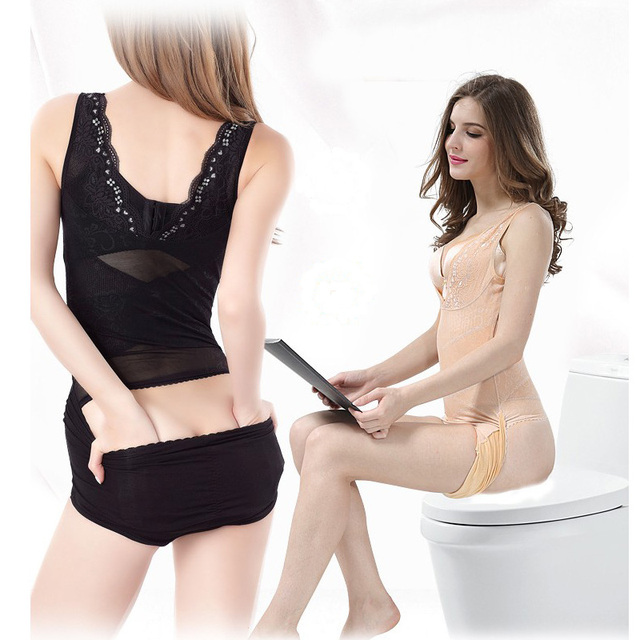 Tamaño m-4xl mujeres body shapers para pérdida de peso posparto tummy cintura trimmer medias body corsés