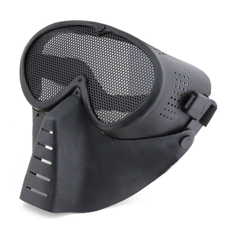 Paintball Gesichtsmaske Cs Outdoor Bereich Vollmaske Schutz ... Zubehor Fur Den Outdoor Bereich