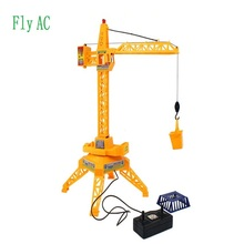 Fly AC Above 60 cm Tall Wired Remote Control Crawler Crane font b Toy b font