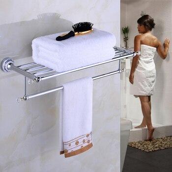 Silver Brass Paper Holder Blue and White Porcelain Base Towel Bar Bathroom Shelf Fixed Towel Rack Bathroom Hardware Pendant Set