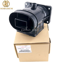 New Mass Air Flow Meter MAF Sensor MD183609 E5T06071 For Mitsubishi Pajero Montero L200 L400 стоимость
