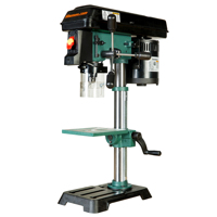 10 inch speed bench drill with laser SD2500 drilling table desktop bench drill