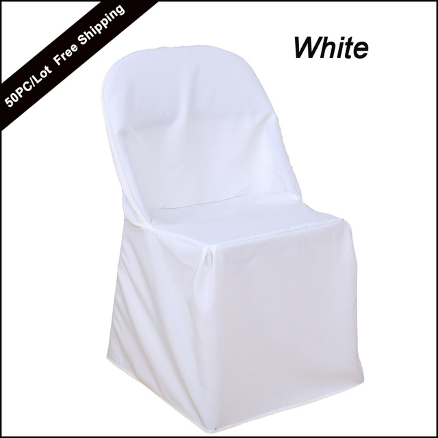 Peachy Us 219 9 50Pc Lot Folding Chair Cover Standard Top Round Chair Covers Wedding Outdoor Machine Washable Folding Chair Cover For Sale In Chair Cover Evergreenethics Interior Chair Design Evergreenethicsorg