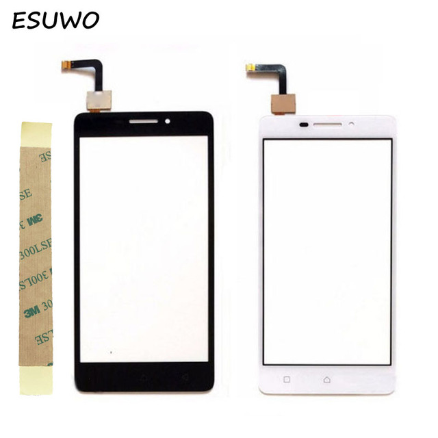 "ESUWO 5.0"" Touch Screen Digitizer For Lenovo Vibe P1m P1m a40 P1ma40 P1mc50 Touchscreen Touch Panel Sesnor Front Glass Lens"