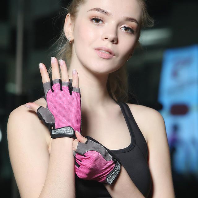 Women fitness gloves