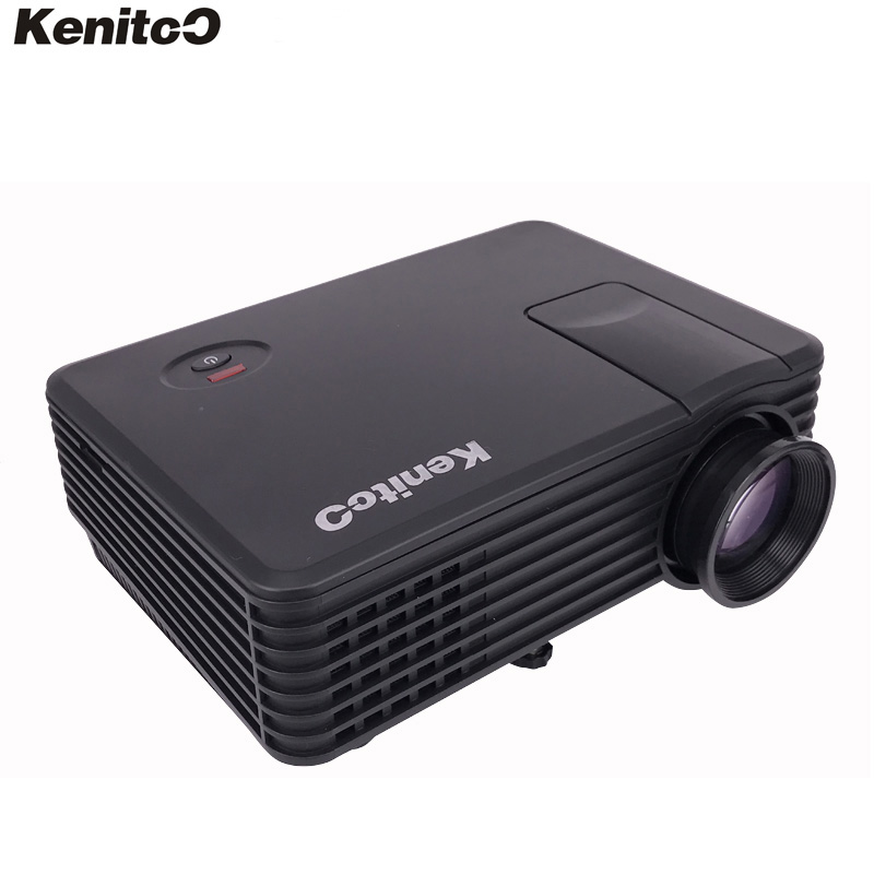 800 Lumens Home Theater Mini Portable Led Multimedia: 180 ANSI Lumens Kenitoo Portable Mini LED Projector 800
