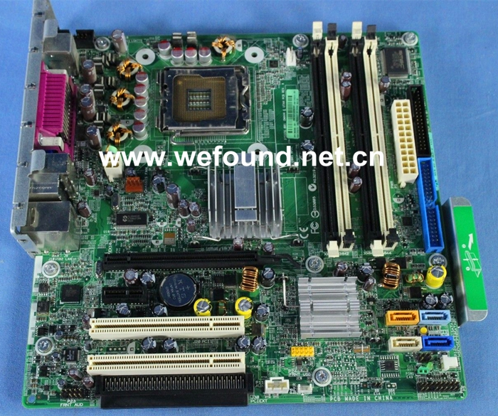 Motherboard For DC7600 7208 380356-001 375374-001 system mainboard, Fully Tested