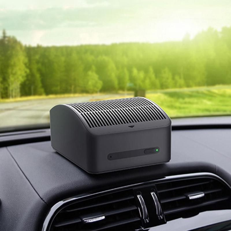 Xiaomi 70mai voiture purificateur d'air 70 mai véhicule filtre à Air de voiture frais PM2.5 filtre propre formaldéhyde dans Rooma & bureau & voiture