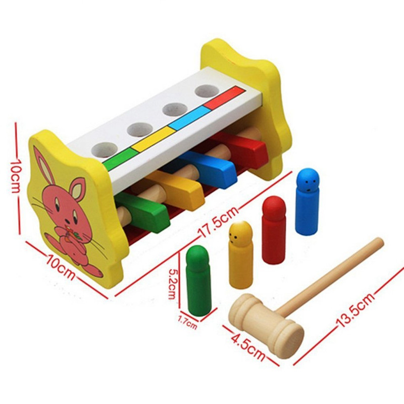 wooden knock toy  (5)