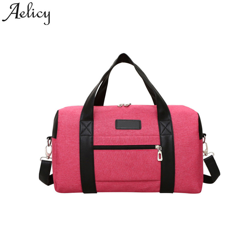 Aelicy Fashion Business Travel Bags Unisex Large Capacity Luxury Handbag Women Bags Designer Shoulder Bags High Quality Bag S23