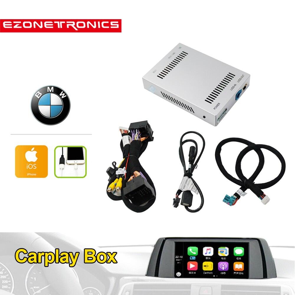 Автомагнитолы камера заднего вида Интерфейс модуль для BMW 1/2/3/4/5/7 серии x1 X3 X5 X6 Mini с НБТ система с CarPlay коробка