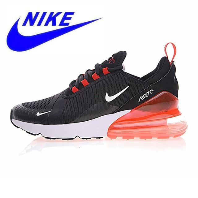 65d040cbc71312 D'origine nouveauté Authentique Nike Air Max 270 Hommes chaussures de  course Sneakers Sport Confortables