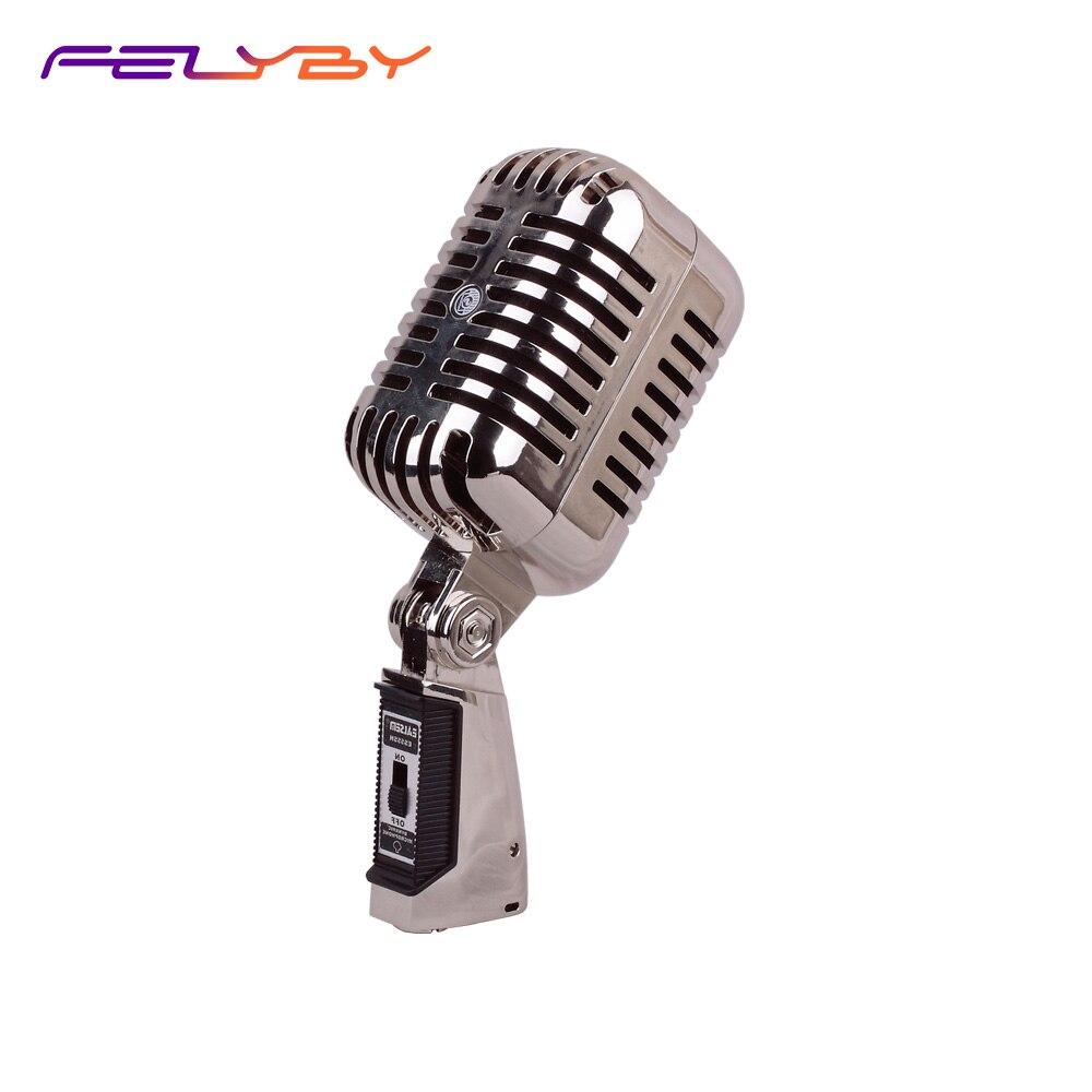 FELYBY ES-55SH Retro Microphone
