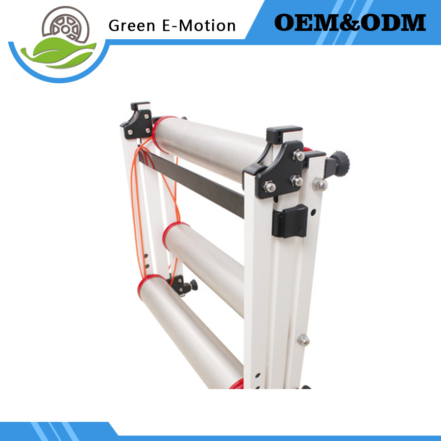Indoor Outdoor Professional Bike Trainer Bike Training Tool Bike Training Station Aluminum Alloy Frame Fits For All Size Bike road bicycle exercise fitness station indoor training station mtb bike trainer folding roller training tool 3 stage folding