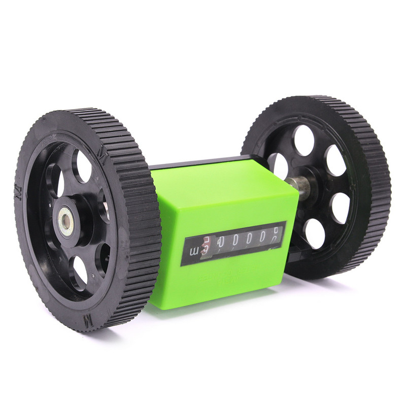 Meter Counter Rolling Wheel Mechanical Length Counter 200times/min Textile Printing & Dyeing Meter Counter  цены