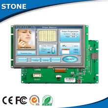 8.0 RS232 Voor LCD