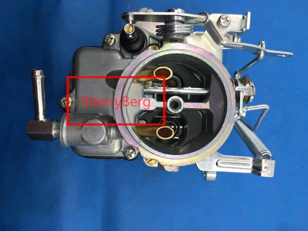 Nova substituição do carburador/carburador para Nissan A12 oem motor 16010-H1602 Ensolarado um 12