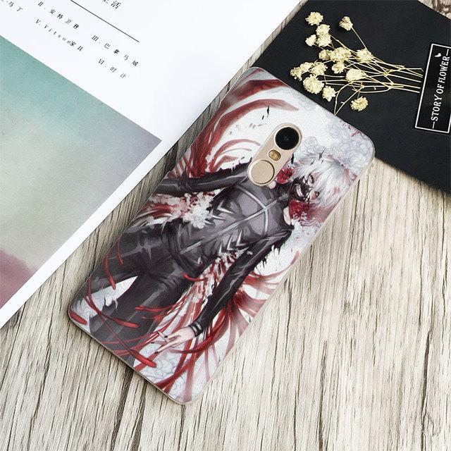Tokyo Ghoul Ken Kaneki Case For Xiaomi Redmi