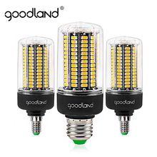 Ampoule LED à maïs, E27 lampe à LED E14 SMD5736, sans scintillement, pour le salon, ampoule LED 110V 220V, 3.5W 5W 7W 9W 12W 15W 20W, IC intelligent