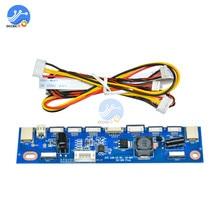 1 комплект Многофункциональный инвертор для подсветки светодиодный драйвер платы постоянного тока 12 коннекторов тестер светодиодной ленты
