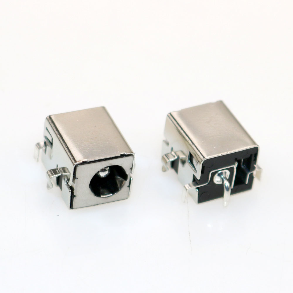 ChengHaoRan 2pcs DC Power Jack Connector For Asus Laptop A52 A53 K52 K52F K52JR K53E K53S K53SV K53TA K42 K42J K42JC K42JR K42D