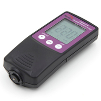 New Digital Paint Meter Thickness Coating FILM Tester 0 1250um 50mil F / NF 2 in 1 LCD