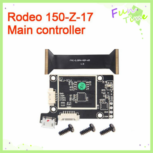 Walkera Rodeo 150 Rodeo 150-Z-17 Main Controller F150 Spare Parts Walkera Rodeo 150 Parts Free Track Shipping built in wireless charger charging receiver module for samsung galaxy note 3 n9000 n9002 black