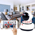 Câmera IP Sem Fio Wi-fi Câmera de segurança Câmera de Vigilância 720 P Night Vision Camera Baby Monitor