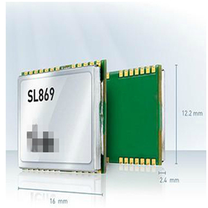 Image 3 - 10pcs  STA8088CFG STA8088 chipset ARM9  SL869 GNSS 32 channel positioning navigation module  of receiving,tracing  navigation.
