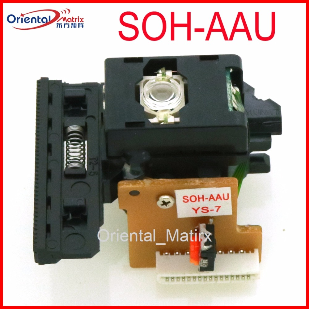 Free Shipping SOH-AAU CD VCD Laser Len Optical Pick Up Replace For SOH-AAU CD VCD Laser Head Optical Pick Up